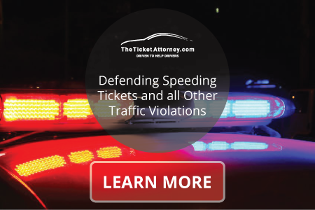 Traffic Ticket & Traffic Violation Defense