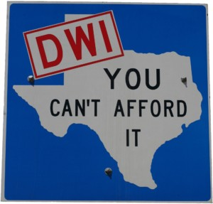 DWI You Cant Afford It! Get Help Today!